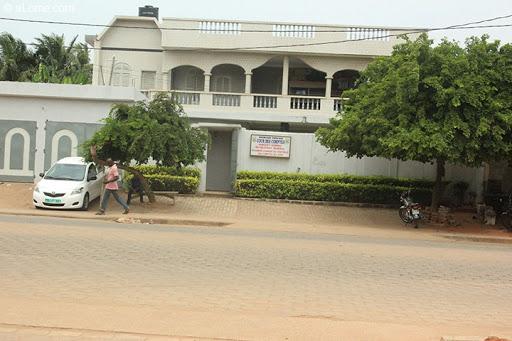 cour des comptes Togo